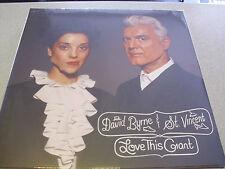 David Byrne & St. Vincent-love this giant-LP vinile & cd // GATEFOLD