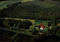 HOLLENSTEDT b/ Harburg AK Hof Appelbeck a. See 70er Jahre Ansichtskarte Luftbild