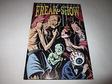 Residents Freak Show the Residents by Kyle Baker 1992 Hardcover OOP LTD + CD NEW