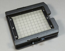 Toyo Omega-View 45D 4x5 360º Rotating Graflok Spring Back with Grid Ground Glass