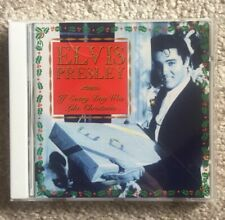 Elvis Presley If Every Day Was Like Christmas CD 24 Songs