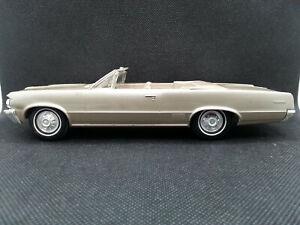 Rare AMT 1964 Pontiac Le Mans Convertible Promo Car