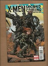 X-Men Second Coming Chapter One #1 2Nd Printing Variant Finch