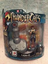 "Thundercats. Thunder Lynx LION-O. 4"" Action Figure w/Sword Action! New!"