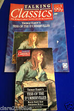 Talking Book Classics 2 Cassettes Magazine Thomas Hardy Tess of the Dubervilles