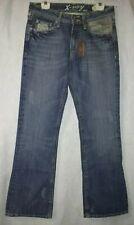 b600759a59 X-Ray Jeans Mens 32/33 Blue 100% Cotton Denim Jeans Camo Accents