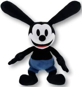 Disney Parks Oswald The Lucky Rabbit Plush Toy Stuffed Animal Epic Mickey Gift