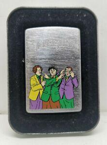 Genuine Zippo Vintage The Three Stooges, Lighter