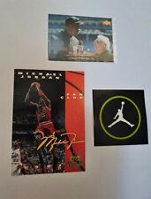 Michael Jordan Bulls Basketball Baseball NBA