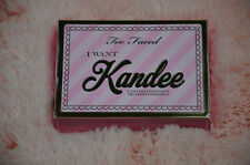 Too Faced - I Want Kandee - Candy Eyes Eyeshadow Kit  Limited Edition