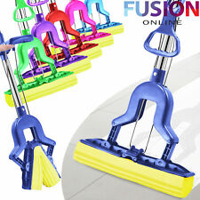 SUPER ABSORBENT CLEANING SPONGE MOP LAMINATE FLOOR TELESCOPIC SPONGE HANDLE RAND