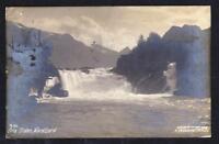 NORVEGE - OLD POSTCARD OLDEN AADALSNAS TO LE VESINET  YEAR 1902