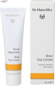 Official Dr Hauschka Pure Organic Rose Day Cream 30ml - Brand New Sealed