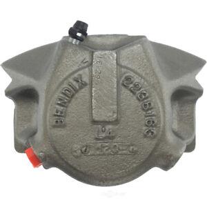 Disc Brake Caliper-Premium Semi-Loaded Caliper Front Right Centric Reman