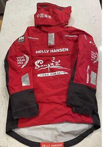 Helly Hansen AEGIR OCEAN DRY SMOCK-Team Sanya-Volvo Ocean Race (Sailing)