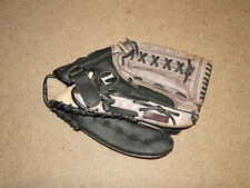"Louisville Slugger Leather Baseball Glove 13.5"" Size Right Hand Thrower"