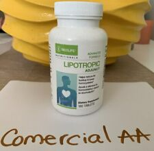 Neolife Lipotropic Adjunct Reduce Fat Vitamin B6 B12 Antioxidants 180 Tablets