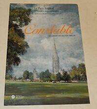 CONSTABLE - Lucian FREUD -  Le Petit Journal des Grandes Expositions N° 346