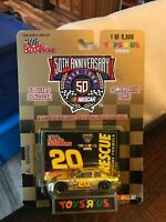 Racing Champions 1998 NASCAR 50th Anniversary Toys R Us Rescue Engine #20