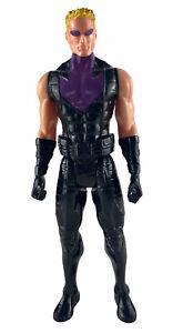 Avengers Marvels Titan Hero Series Hawkeye Action Figure, 12-Inch (No Bow)