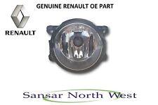 Brand New Genuine Renault Front Fog Lamp Spot Light - 8200074008 Valeo