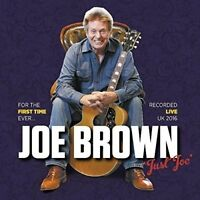 JOE BROWN Just Joe (2017) 59-track 2xCD album NEW/SEALED Joe Brown MBE