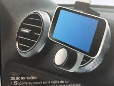Soporte Universal de Rejilla Ventilacion Coche para Movil Smartphone PDA GPS 360