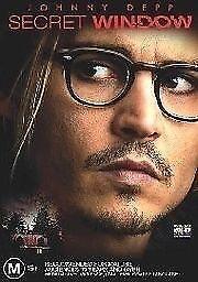 Secret Window DVD - THRILLER - REGION 4 Johnny Depp
