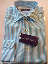 Ralph Lauren purple Label 42 16,5 Handmade/Mouche  toll Gestreift 325 €     2417
