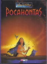 DISNEY: Pocahontas - tolles Schneider-Buch zum Zeichentrickfilm - ungelesen neu!