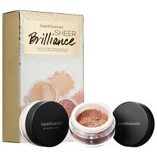 Bareminerals Sheer Brilliance Illuminating Complexion Duo Brand New In Box!