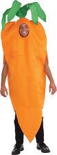 Big Carrot Adult Men's Costume Vegetable Halloween Dress Up Forum Novelties