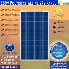 320 Watt 24v Polycrystalline Solar Panel 320w - PICKUP -