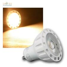 Reflector GU10 5er Pack,6W Ra=90 345lm REGULABLE,COB LED blanco cálido,Bombilla