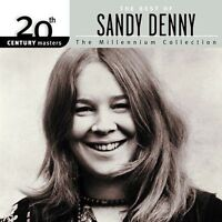 The Best of Sandy Denny: Millennium Collection, Sandy Denny, New Original record
