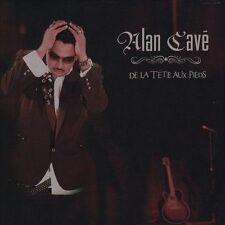 De la Tete aux Pieds by Alan Cave (CD)