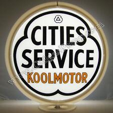 CITIES SERVICE KOOLMOTOR GASOLINE GAS PUMP GLOBE  G-115