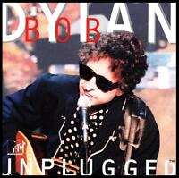 BOB DYLAN - MTV UNPLUGGED CD ~ 12 Trk LIVE CD Album M.T.V. *NEW*