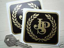 JOHN PLAYER F1 Lotus JPS Garland small square stickers