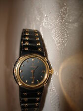 Mini Concord La Costa Ladies 18K Gold Stainless Watch
