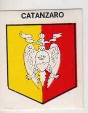 FIGURINA SCUDETTO GOAL CREMA 1976/77-CATANZARO