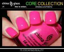 New CHINA GLAZE Nail Polish Varnish Art Colours Full Range Shade Pink Red Blue