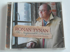 Ronan Tynan - The Impossible Dream Live From Dublin (CD Album) Used Very Good