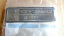 2015,2016,2017,2018,2019 GT350 SHELBY OEM DASH CHASSIS EMBLEM NEW IN FORD BAG