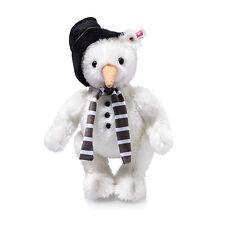 Monty snowman ted by Steiff - EAN 021718