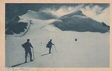 Wildspitze Pitztal Bergsteiger Schneewanderer AK 1923 Tirol Österreich 1611038