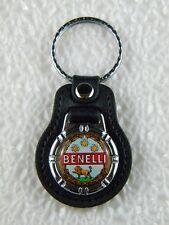BENELLI MOTORCYCLE KEY FOB KEY CHAIN KEY RING LION 750 SEI TORNADO PATCH PIN