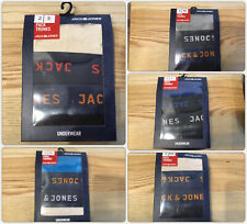 JACK JONES 2 Pairs Pack Of Trunks Small To XXL Up To 20% MULTIBUY DISCOUNT