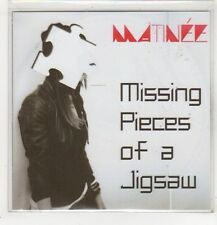 (GD63) Matinee, Missing Pieces of a Jigsaw - 2014 DJ CD