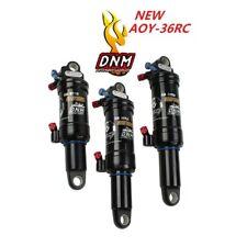 Black bike Parts Rear Shock DNM AOY-36RC MTB 165 mm